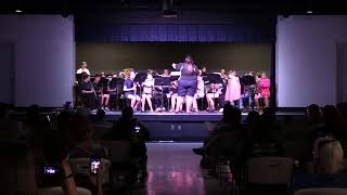 Phantom of the Opera performed by Sapulpa Public Schools Concert Band