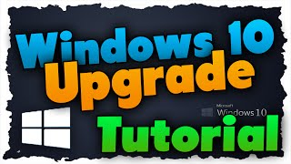 Windows 10 installieren  (Tutorial) Windows 10 Upgrade!
