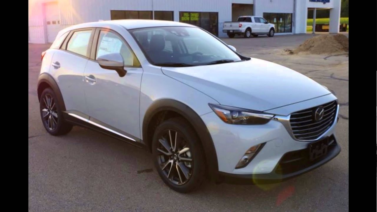 2016 Mazda Cx 3 Ceramic Metallic