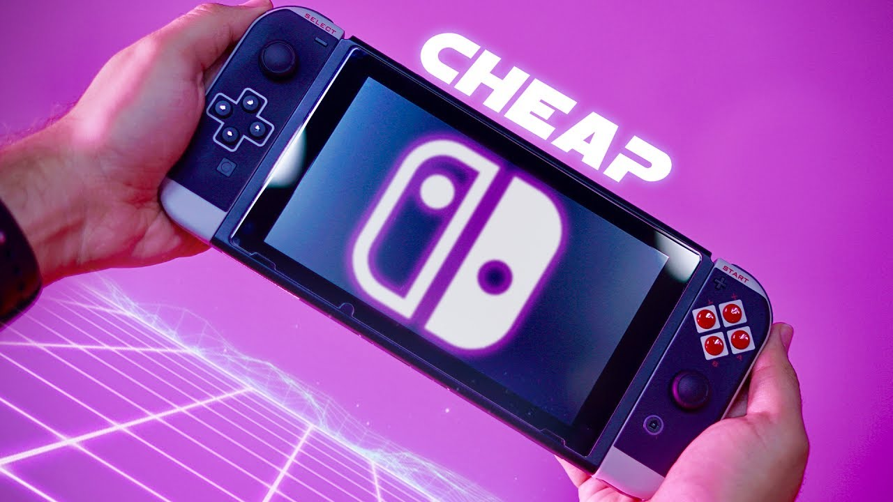 Best Cheap Nintendo Switch Games Youtube
