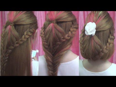 Hairstyles - Các Kiểu Tết Tóc Đẹp Thanh Lịch Đi Dự Tiệc