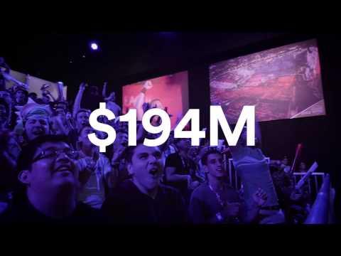 Esports - How Big, and How Much Money? - The Virgin Media Gaming Hexathlon