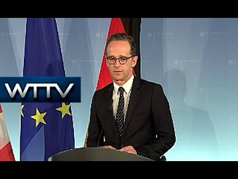 Germany: 'Without Russia there is no political solution in Syria' - FM Maas
