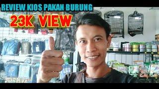 Kios Burung Paling Murah , cek harga pakan dan sangkar burung 2019 kios cenderawasih Tanjunganom