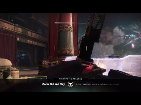 Destiny 2 Solo Guide: How To complete The Secret Triumph For Pagouri  Menagerie Boss