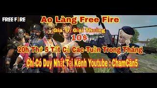 Garena Free Fire Replay Stream  Cham Cn5