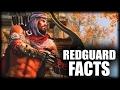 Skyrim - 5 Redguard Facts - Elder Scrolls Lore