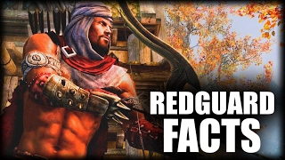 Skyrim - 5 Redguard Facts - Elder Scrolls Lore
