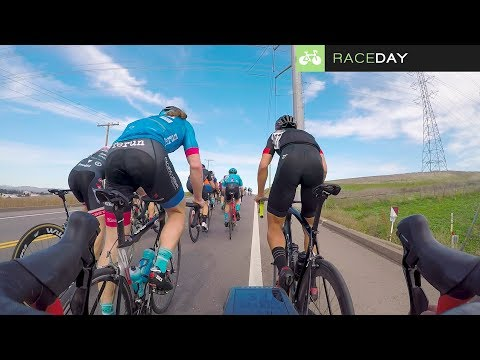 My First Race Of The Year (Raceday - A Cycling Vlog)