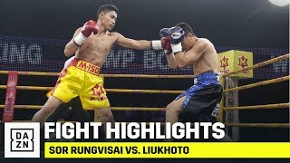 HIGHLIGHTS | WP Boxing: Sor Rungvisai vs. Liukhoto