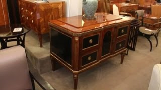 Different Antique Furniture Styles : Interior Design Tips