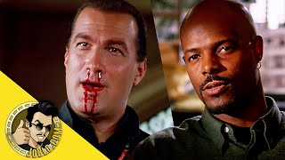 The Glimmer Man starring Steven Seagal - Awfully Good Movies