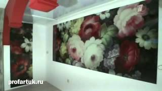 """Pro Фартук в программе Фазенда. Проект """"Жостовская Рапсодия""""."""