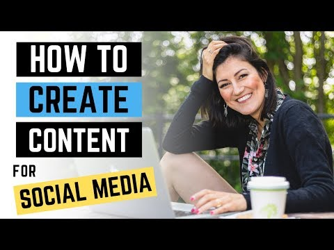 How to Create CONTENT for SOCIAL MEDIA MARKETING ( 😱When you're OUT OF IDEAS!!!) thumbnail