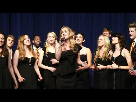 SoCal Vocals Senior Sendoff 2011  When I Fall Kelley Jakle