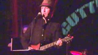 """Malcolm Bruce-  """"We're Going Wrong""""---Live at the Cutting Room in New York--August 6, 2015"""