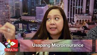 PIRA TV Episode 8: Usapang Microinsurance Part 2