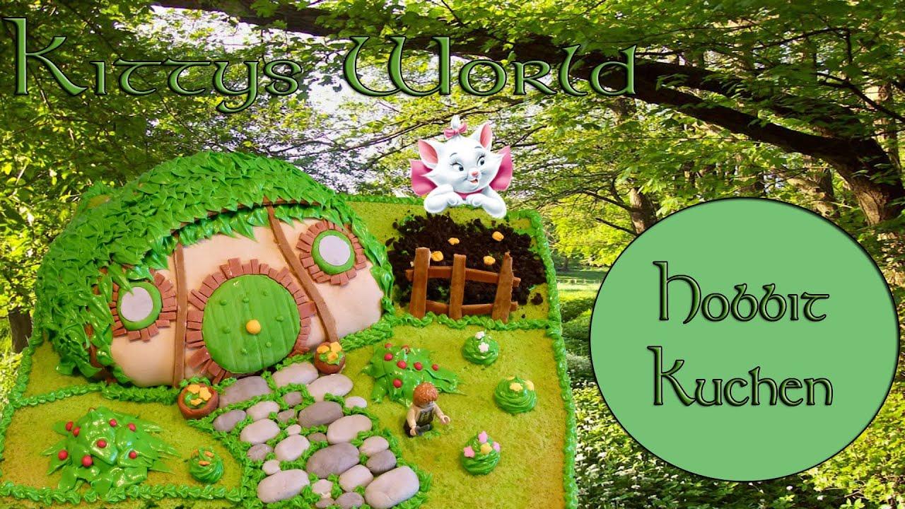 der hobbit kuchen torte hobbit h hle haus youtube. Black Bedroom Furniture Sets. Home Design Ideas
