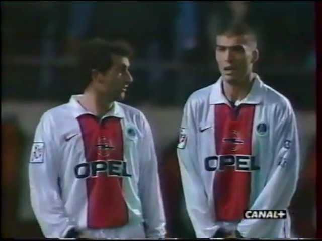 Montpellier-PSG (saison 1998-1999)