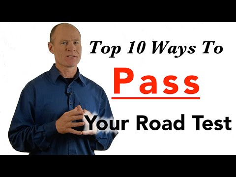 10 Top Tips to Pass Your Road Test First Time | Road Test Smart