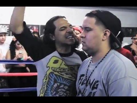 AHAT $400 Rap Battle | Cali Smoov vs Scheme | Los Angeles vs Las Vegas