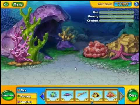 Fishdom H2O: Hidden Odyssey - Official trailer [ Nintendo 3DS ]