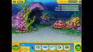 Flash Game DEMO - Fishdom H2O
