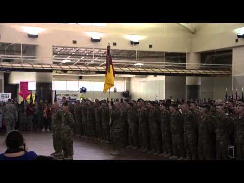 Returning Troops Ft Bliss Sep15 2013 3pm