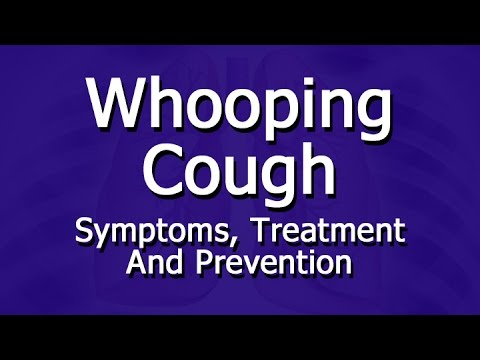 the etiology and treatment of whooping cough Whooping cough is a highly  parents should be notified that despite antibiotic treatment the cough may  practice essentials, background, etiology and.