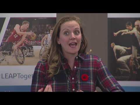 LEAP Conference 2016 - Panel: Dancer & Athlete Transition Stories