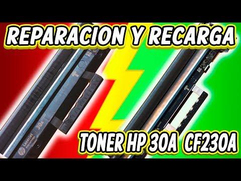 Refill │recarga De Toner Hp 201a Cf400a Cf401a Cf40