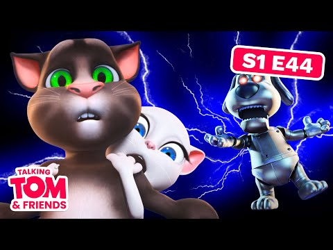 Talking Tom and Friends - Funny Robot Galileo (Season 1 Episode 44)