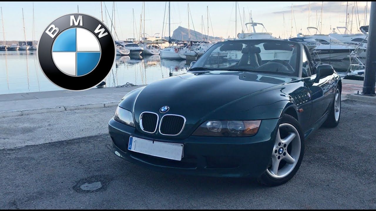 Bmw Z3 1 9i Artyur Test Drive Youtube