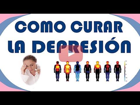 Como Curar la Depresión Naturalmente