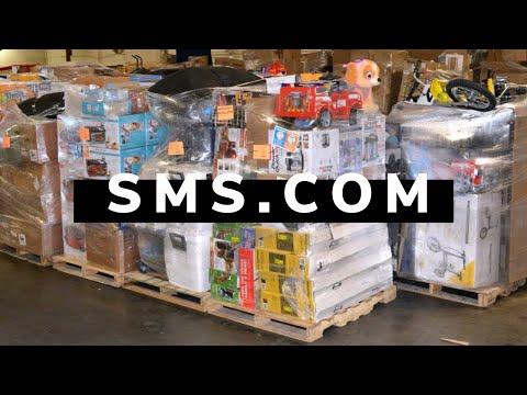 SMS.com Liquidation Loads