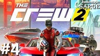 The Crew 2 (PS4 Pro gameplay 4/5) - Zawody offroadowe