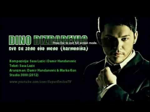 Dino Dizdarevic - Sve su zene oko mene (New Summer HIT) 2012