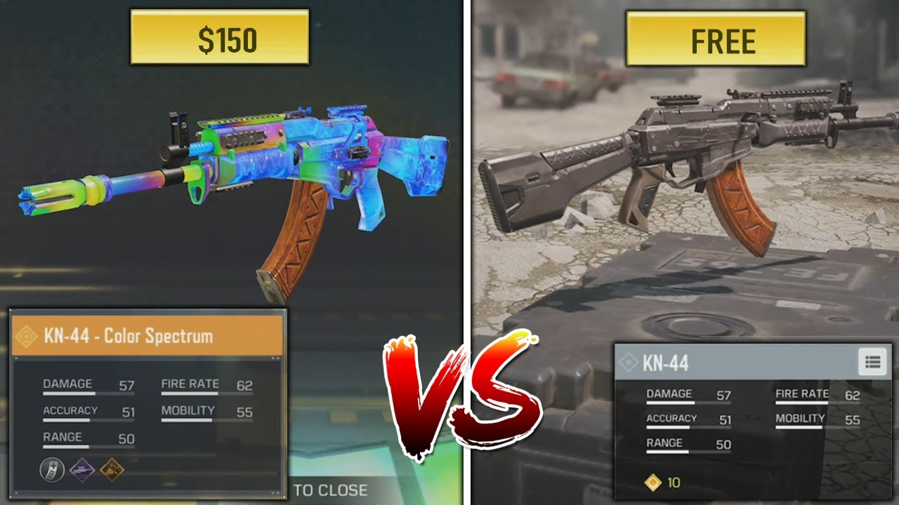 Top 5 Guns in Call of Duty: Mobile that will Guarantee You a Win