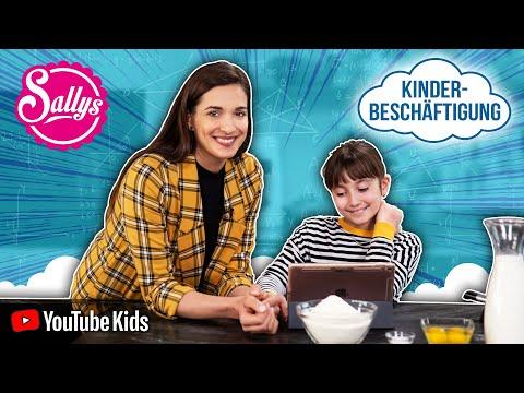 Kinderbeschftigung / Strukturierter Tagesablauf / YouTube Kids / Sallys Welt