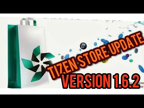 How to update Tizen  Store Samsung Z1