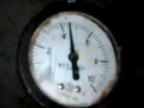Самодельный компрессор с