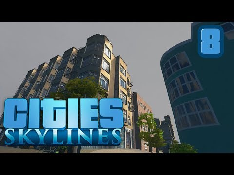 """Let's Play Cities: Skylines   Ep. 8 """"Urban District"""" - w/ Searge2142"""