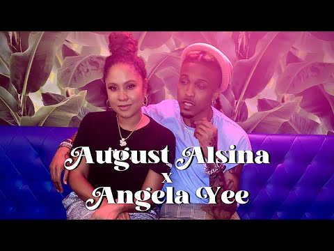 The Interview - August Alsina, Angela Yee