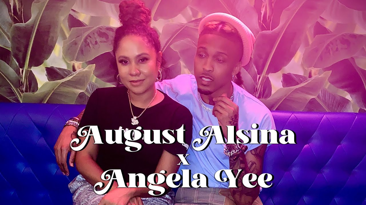 Exclusive: August Alsina Talks About His Open Relationship with Married Jada Pinkett Smith!