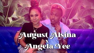 The Interview - August Alsina and Angela Yee