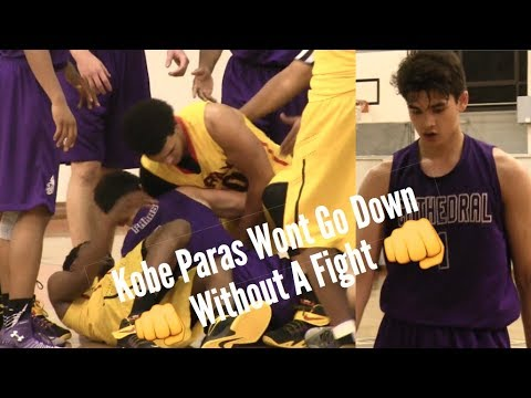 """Kobe Paras and Lorne 'LJay"""" Currie Fight it out in a Championship Thriller!"""