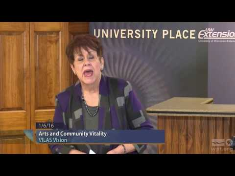 WPT University Place: How Arts Contribute to Community Vital