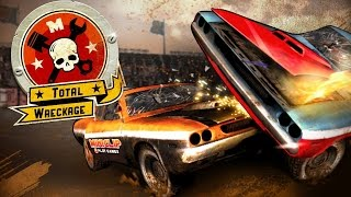 Total Wreckage  The Best Car War Game HD