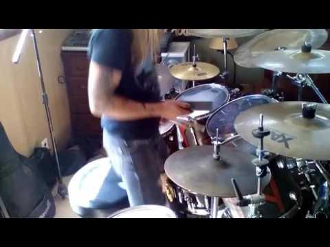 Holy Wars Megadeth drum cover