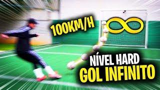 GOL INFINITO AGORA BEM MAIS DIFÍCIL!!! (Caio e Fertonani vs Vitor e Patrick)